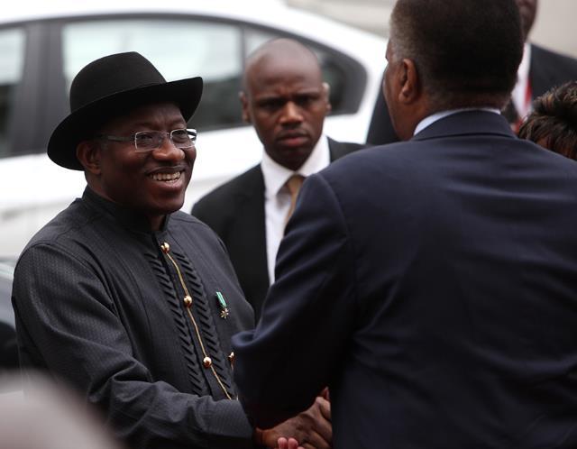 Goodluck Jonathan's quote #1