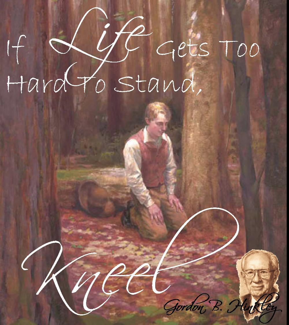 Gordon B. Hinckley's quote #8