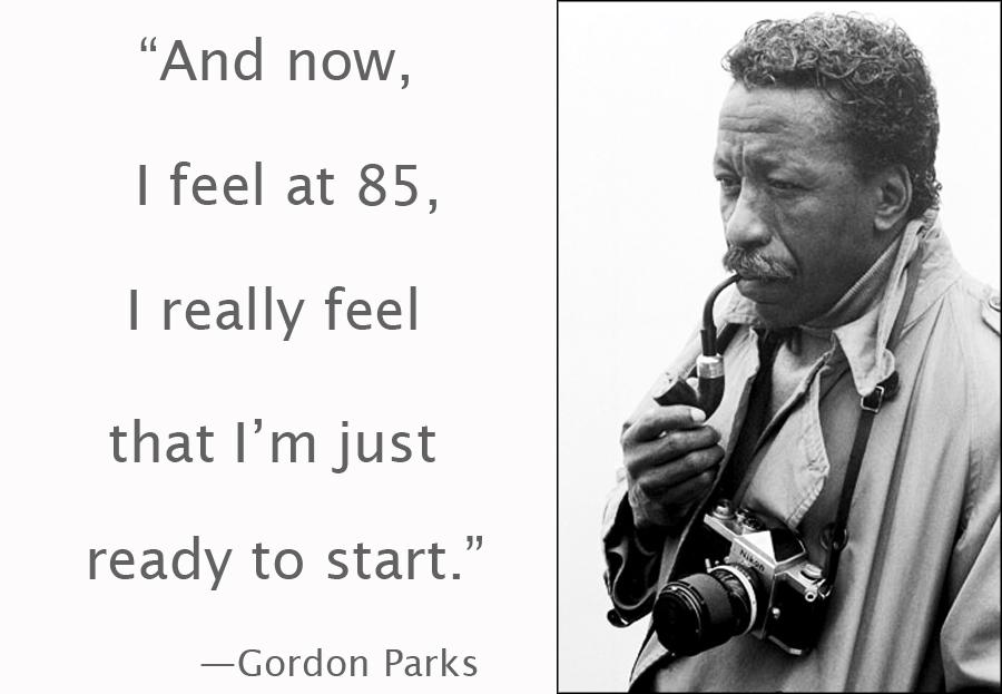 Gordon Parks's quote #4