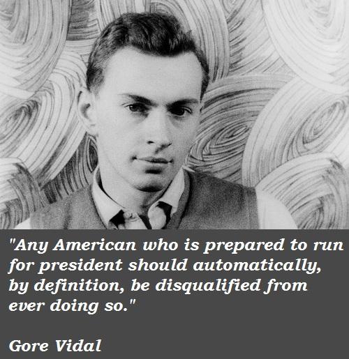 Gore Vidal's quote #3