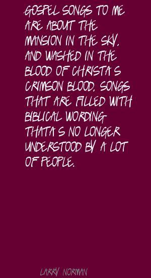 Gospel Songs quote #1