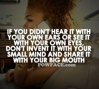 Gossip quote #3