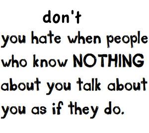 Gossip quote #1