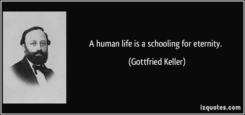 Gottfried Keller's quote #1