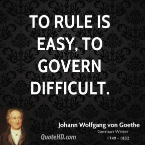 Govern quote #2