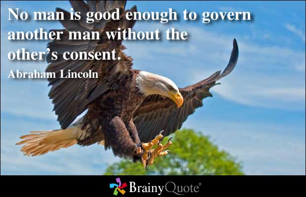 Governing quote #1