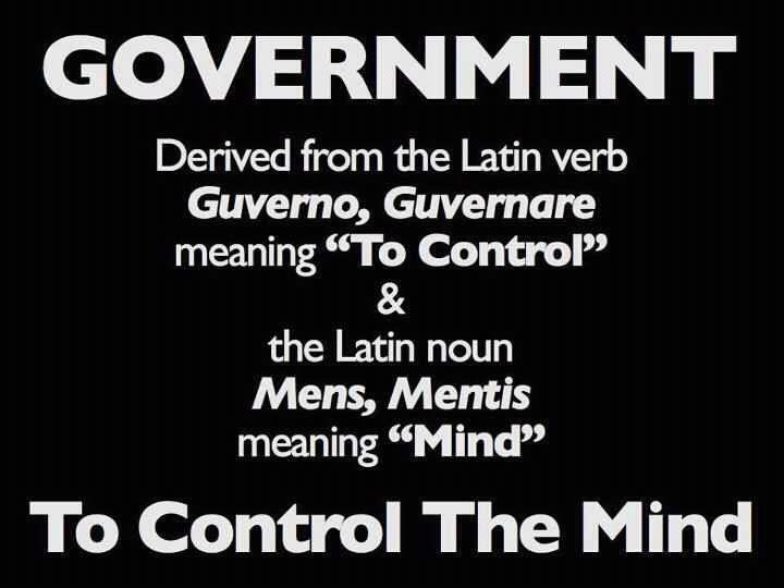 Government Control quote #2