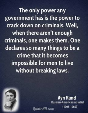 Government Power quote #1