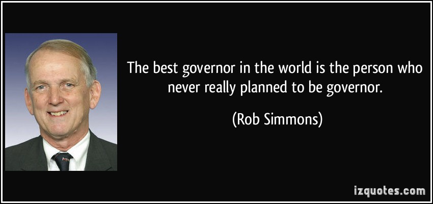 Governor quote #2