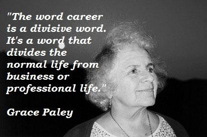 Grace Paley's quote #4