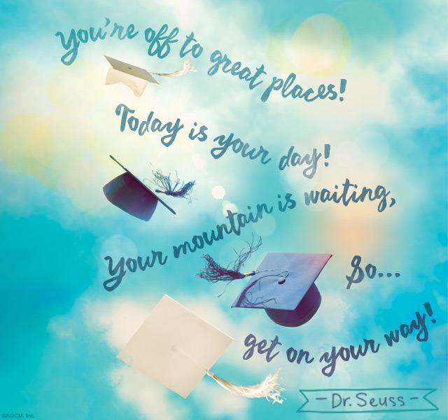 Graduation quote #7