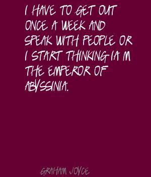 Graham Joyce's quote #4