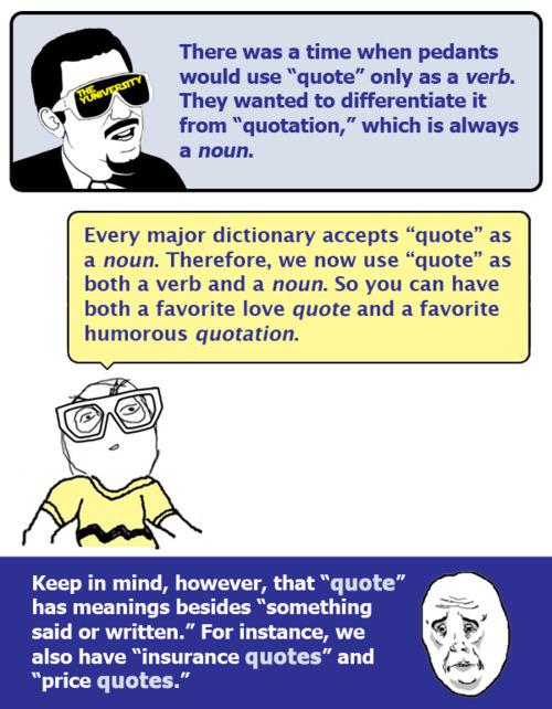 Grammar quote #2