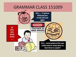 Grammatical quote #2