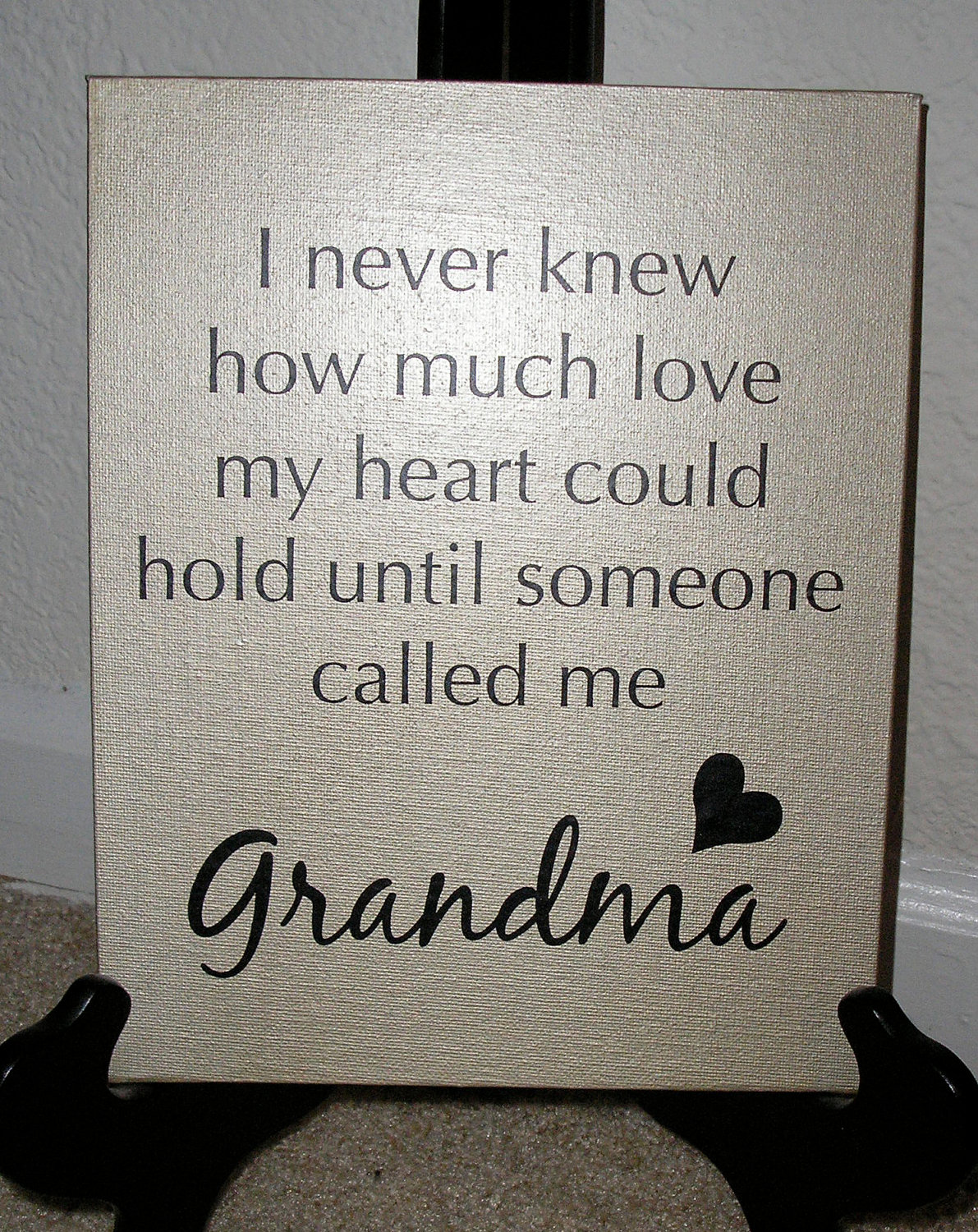 Grandmother quote #1