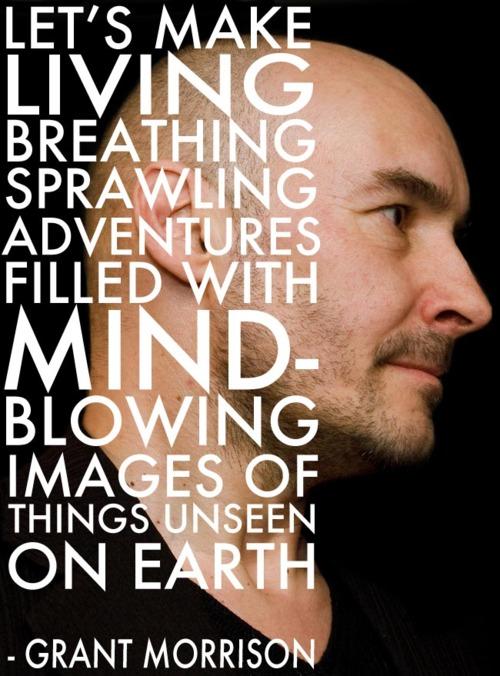 Grant Morrison's quote #4