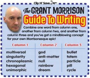 Grant Morrison's quote #8