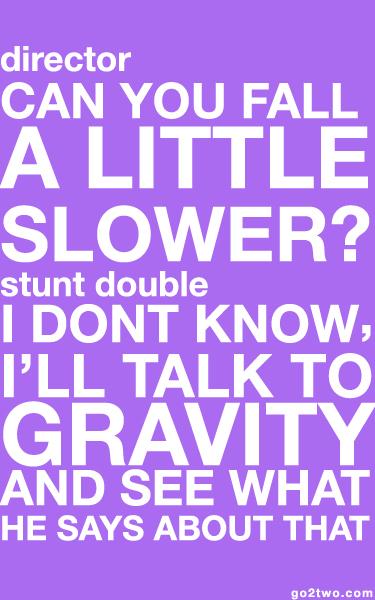 Gravity quote #2