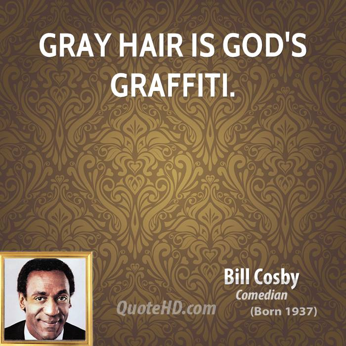 Gray Hair quote #2