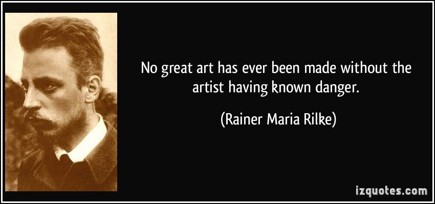 Great Art quote #1