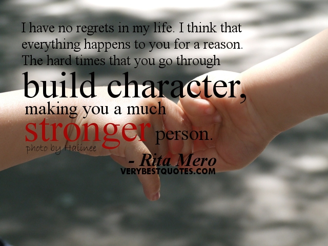 Great Character quote #1