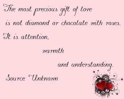Great Love Quote #1