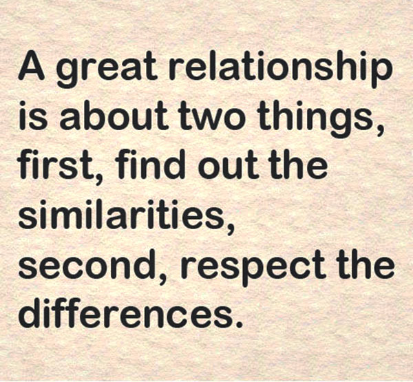 Quotes About Love Relationships: Famous Quotes About 'Great Relationship'