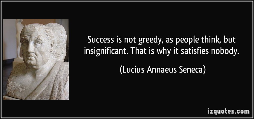 Greedy quote #4