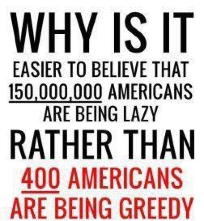 Greedy quote #5