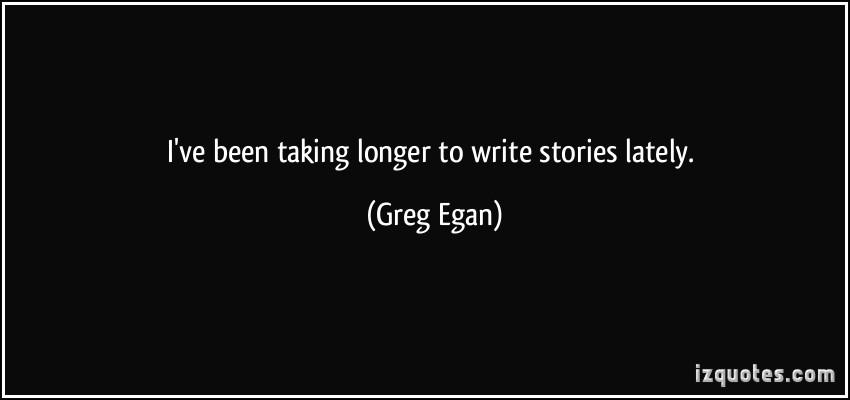 Greg Egan's quote #6