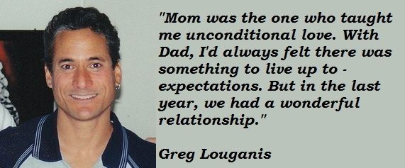 Greg Louganis's quote #5