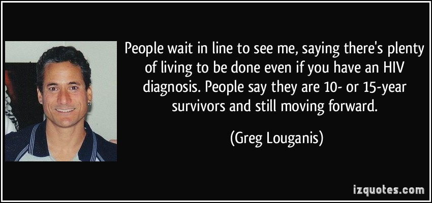 Greg Louganis's quote #3