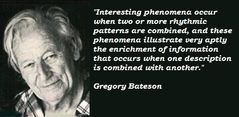 Gregory Bateson's quote #4