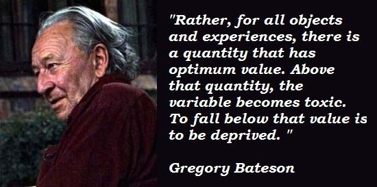 Gregory Bateson's quote #5