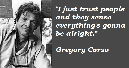 Gregory Corso's quote #1