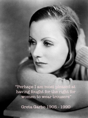 Greta Garbo's quote #2
