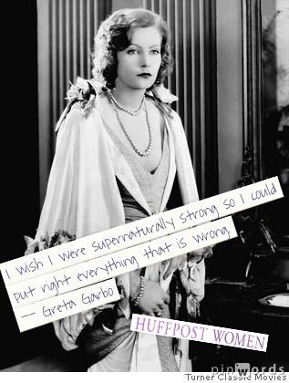 Greta Garbo's quote #1
