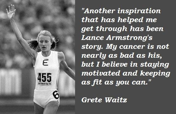 Grete Waitz's quote #2