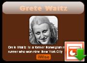 Grete Waitz's quote #6