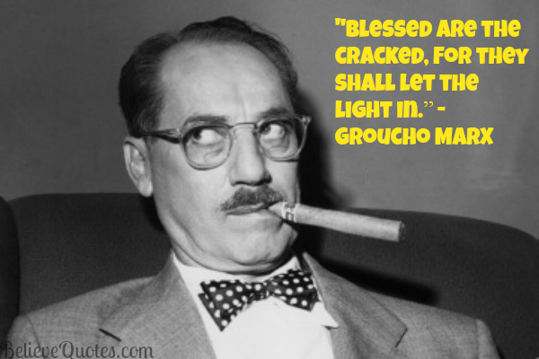 Groucho Marx's quote #3