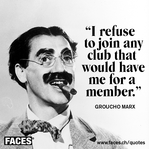 Groucho Marx's quote #5