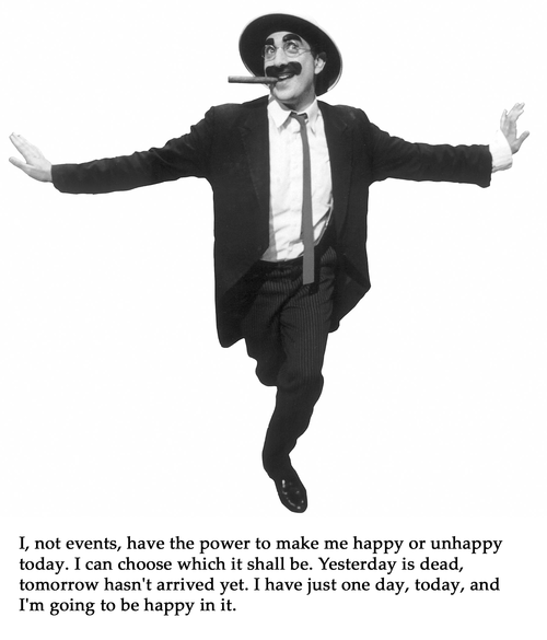 Groucho Marx's quote #2