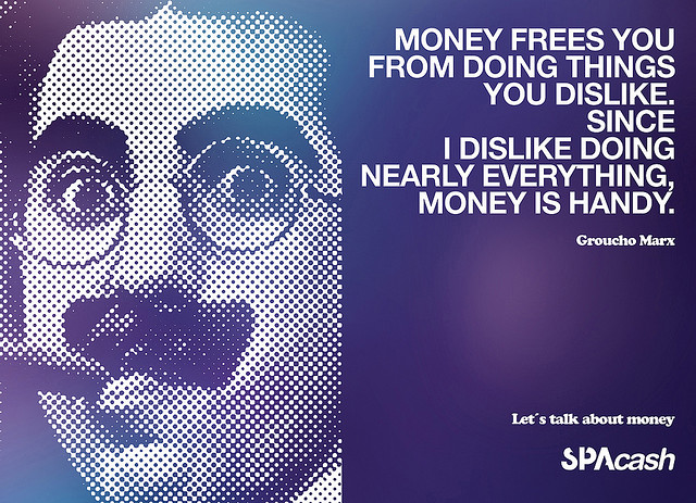 Groucho Marx's quote #6