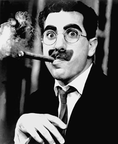 Groucho Marx's quote #1