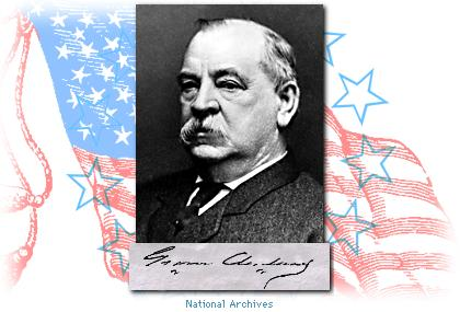 Grover Cleveland's quote #1