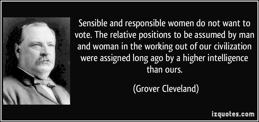 Grover Cleveland's quote #5