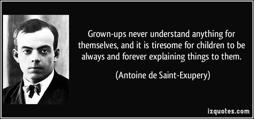 Grownups quote #1