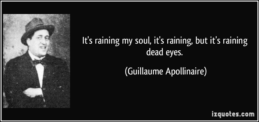 Guillaume Apollinaire's quote #5