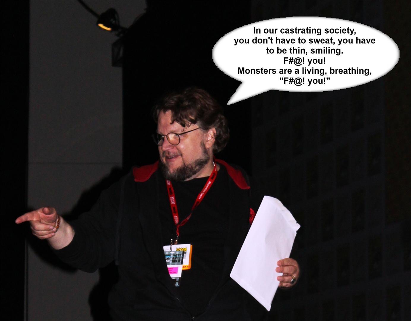 Guillermo del Toro's quote #1