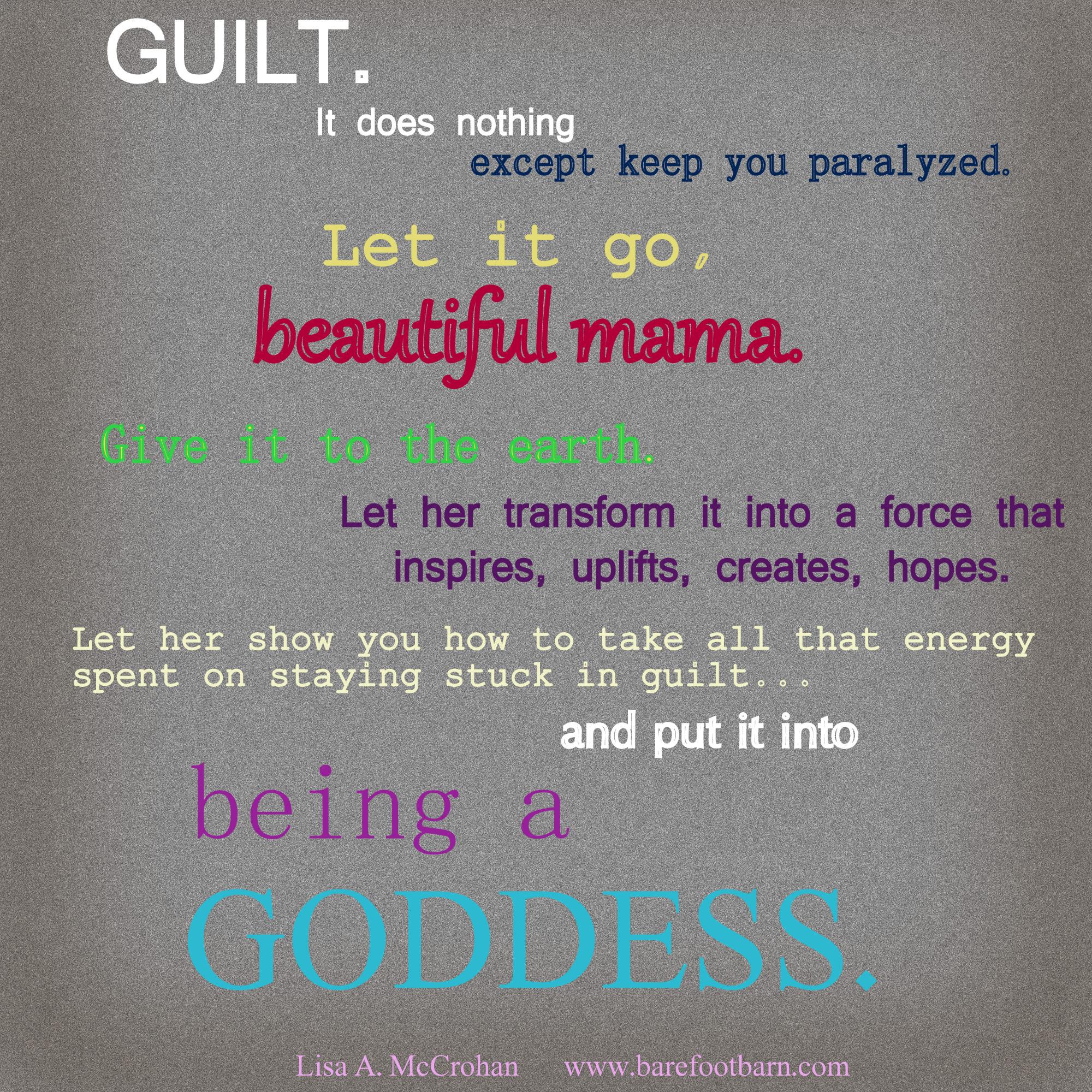 Guilt quote #1